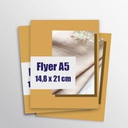 Les flyers A5 Express