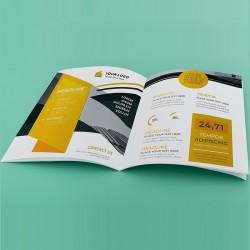 Les Brochures Agrafées