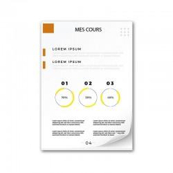 Impression PDF A4